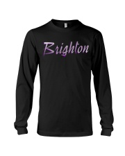 Brighton - purple sea Long Sleeve Tee thumbnail
