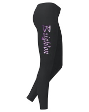 Brighton - purple sea Ladies Leggings thumbnail