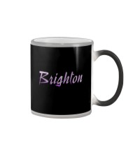 Brighton - purple sea Color Changing Mug thumbnail
