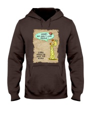 Mommy's Little Lies Hooded Sweatshirt thumbnail