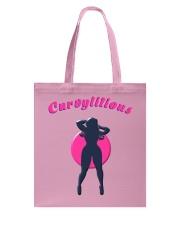 Curvilitious Divas Tote Bag thumbnail