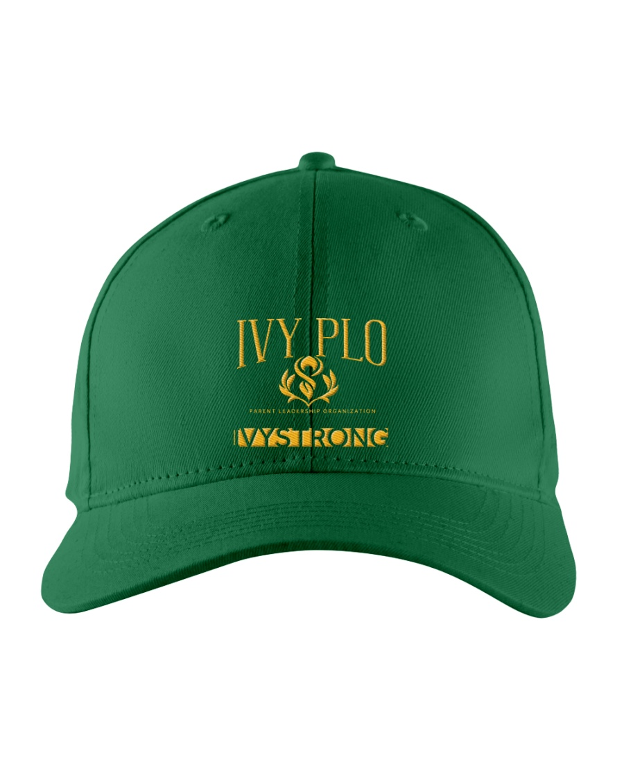 Ivy PLO Strong Embroidered Hat