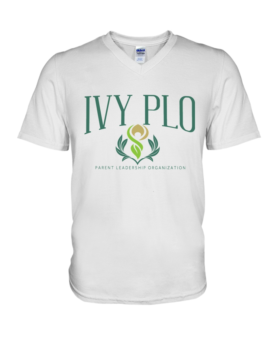 Ivy PLO Pearl V-Neck T-Shirt