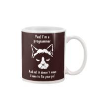 I'm a programmer Mug thumbnail