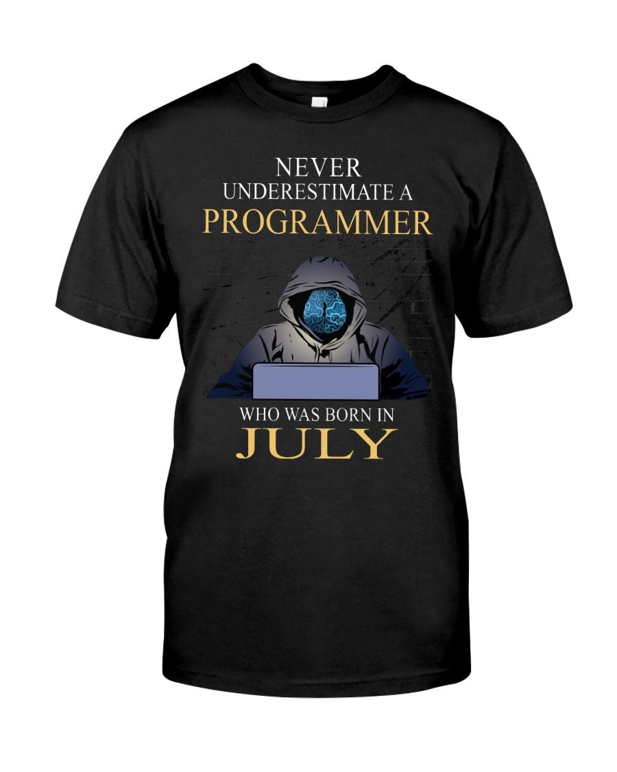 I am programmer Classic T-Shirt