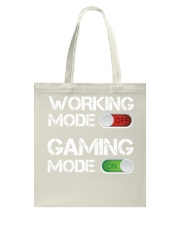 I am Gamer Tote Bag thumbnail