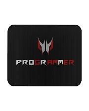 PROGRAMER Mousepad front