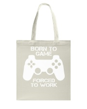 A day withou gaming Tote Bag thumbnail