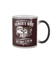 I am a Gamer Color Changing Mug thumbnail