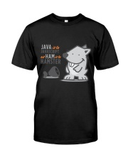 Java vs Javascript Classic T-Shirt front