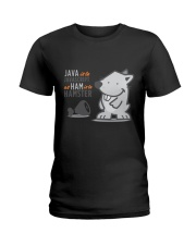 Java vs Javascript Ladies T-Shirt thumbnail