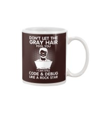 Code like a rock star Mug thumbnail
