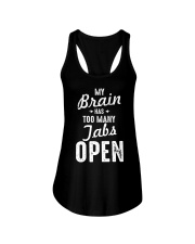 I am a Programmer Ladies Flowy Tank tile