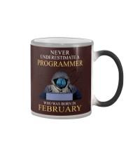I am programmer Color Changing Mug thumbnail