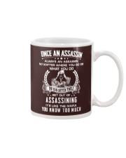 Once an assassin Mug thumbnail