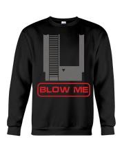 Blow me Crewneck Sweatshirt thumbnail