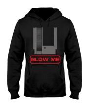 Blow me Hooded Sweatshirt thumbnail