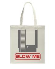 Blow me Tote Bag thumbnail