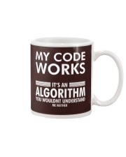 My code works Mug tile
