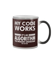My code works Color Changing Mug thumbnail