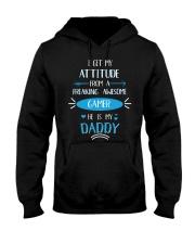 I get my attitude Hooded Sweatshirt thumbnail