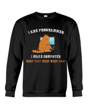 I are programmer Crewneck Sweatshirt thumbnail