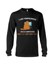 I are programmer Long Sleeve Tee thumbnail