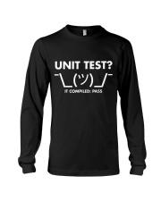 Unit test Long Sleeve Tee thumbnail