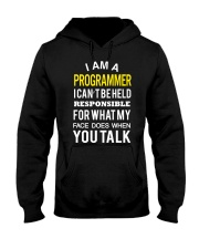 I am Programmer Hooded Sweatshirt tile