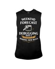 programmer weekend forecast Sleeveless Tee thumbnail