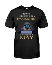 I am programmer Classic T-Shirt front