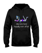 And she lived happily ever after Hooded Sweatshirt thumbnail