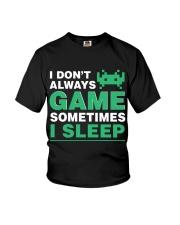 The gamer fact Youth T-Shirt thumbnail