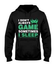 The gamer fact Hooded Sweatshirt thumbnail