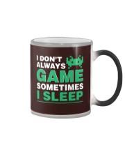 The gamer fact Color Changing Mug thumbnail