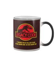Legacy code Color Changing Mug thumbnail