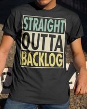 Backlog Classic T-Shirt apparel-classic-tshirt-lifestyle-28