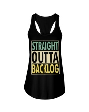 Backlog Ladies Flowy Tank thumbnail