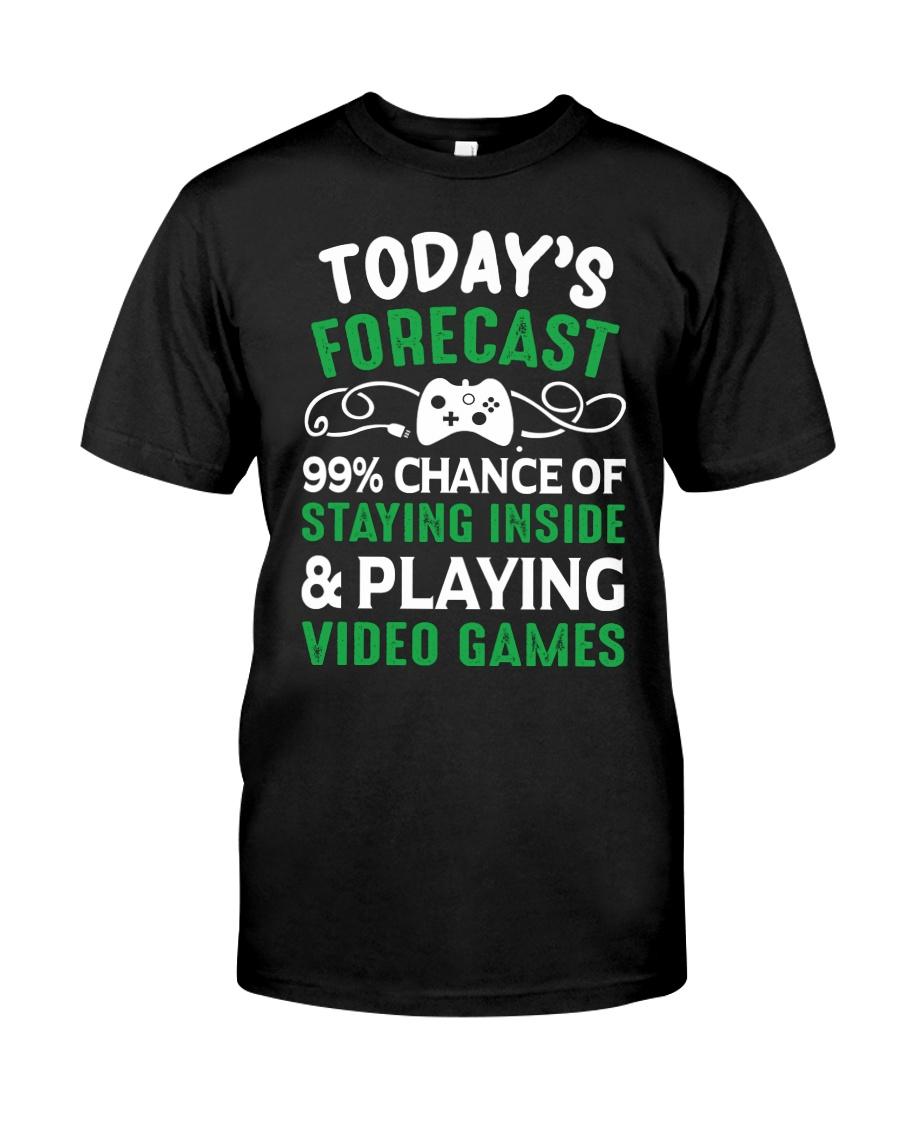 I am a Gamer Classic T-Shirt