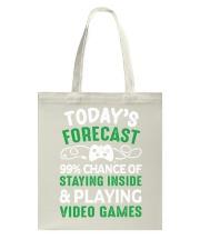 I am a Gamer Tote Bag thumbnail