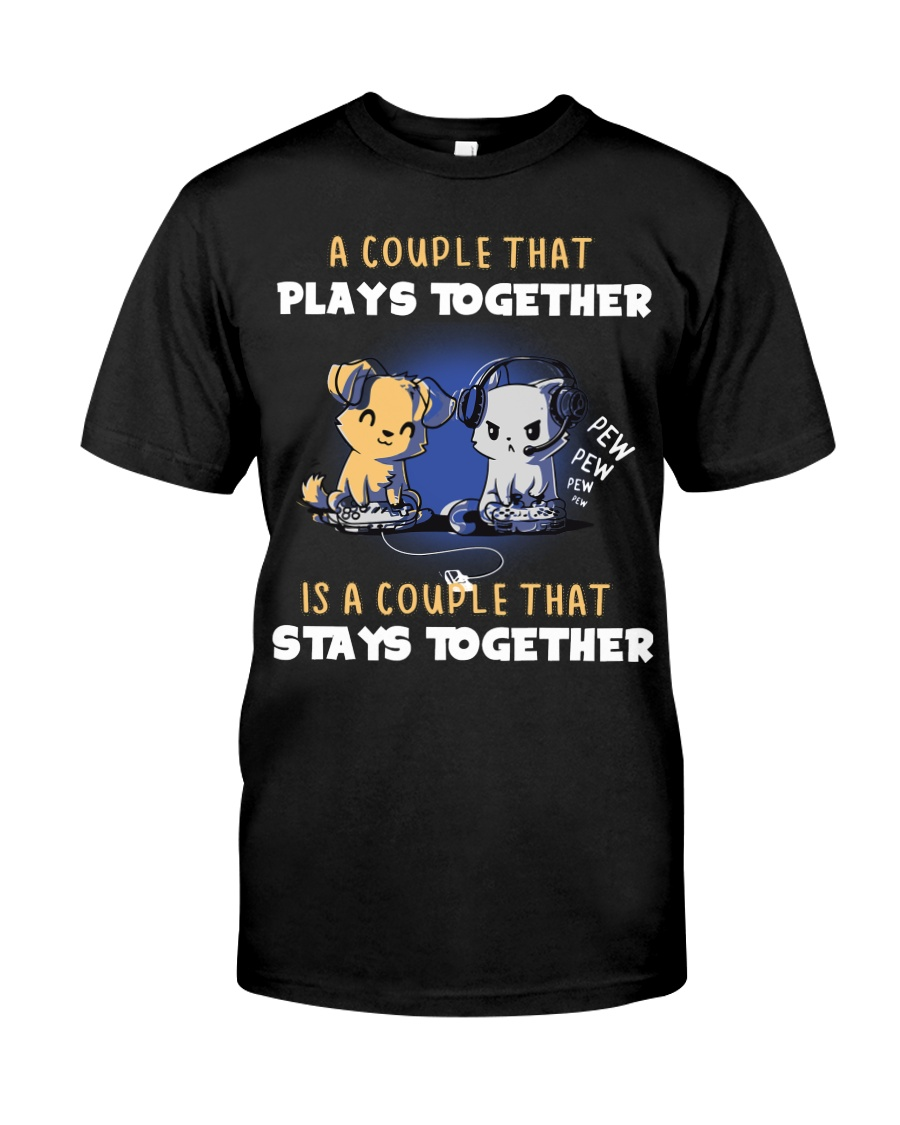 Play together - Stay together Classic T-Shirt