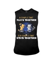 Play together - Stay together Sleeveless Tee thumbnail
