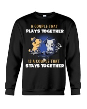 Play together - Stay together Crewneck Sweatshirt thumbnail
