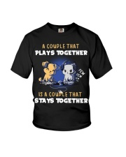 Play together - Stay together Youth T-Shirt thumbnail