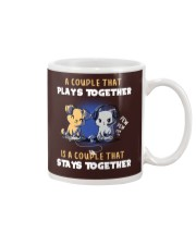 Play together - Stay together Mug thumbnail