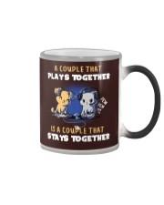Play together - Stay together Color Changing Mug thumbnail