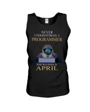 I am programmer Unisex Tank thumbnail
