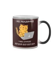 I are Programmer Color Changing Mug thumbnail