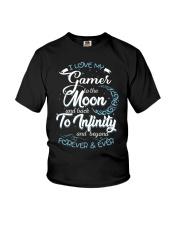 I love my GAMER Youth T-Shirt thumbnail
