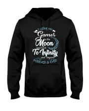 I love my GAMER Hooded Sweatshirt thumbnail